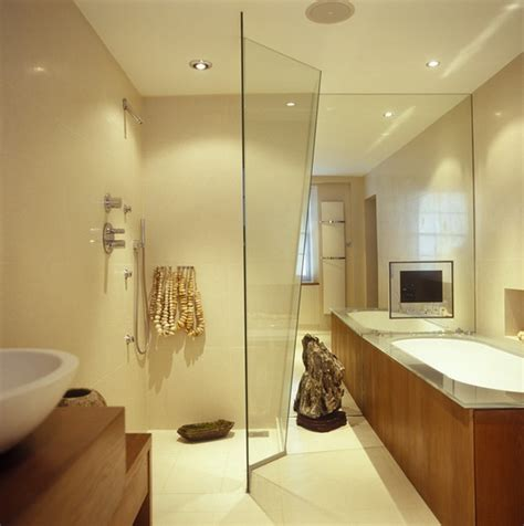 bathroom shower designs pictures 43 calm and relaxing beige bathroom design ideas digsdigs