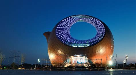 Chinese Interior Design by Wuxi Wanda Cultural Tourism City Exhibition Center Opened