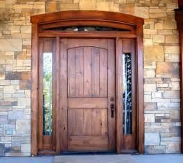Exterior Front Doors Wood Best 25 Solid Wood Front Doors Ideas On Wood Front Doors Puertas And Exterior