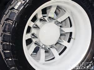 Truck Wheels White The People S Truck 2009 Chevrolet Silverado 3500hd 8