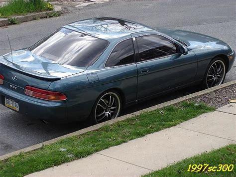 old car manuals online 1995 lexus sc auto manual 1995 lexus sc300 auto black leather teal mist in pa clublexus lexus forum discussion