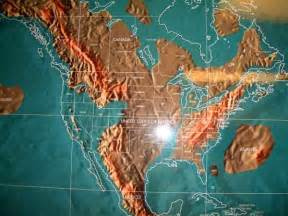 the future map of america why is there a futuristic doomsday map of america