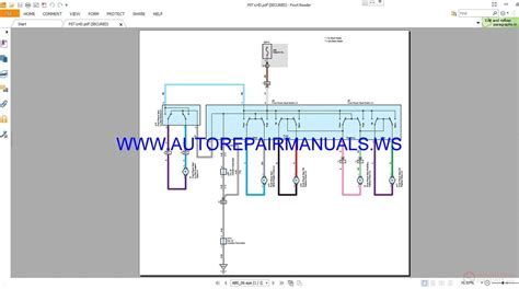 toyota rav4 electrical wiring diagram pdf car service auto repair manuals toyota rav4 electrical wiring diagrams manual 2013