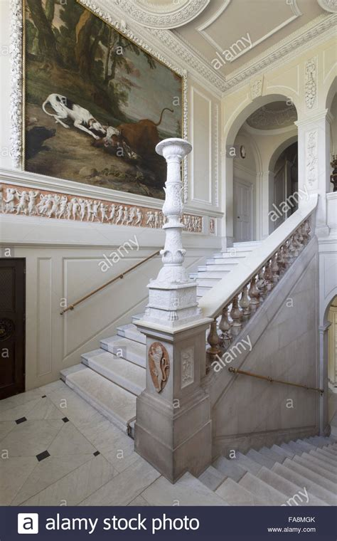 marble staircase the marble staircase at kingston lacy dorset the stairs