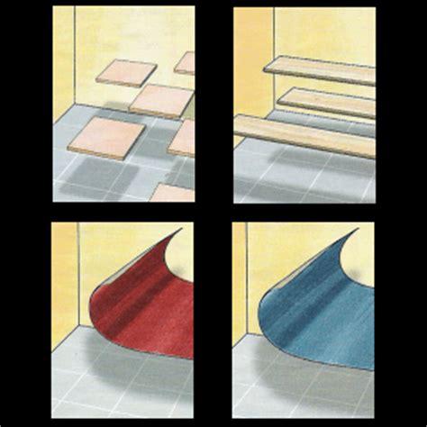 Wandfarbe Pvc Boden Entfernen by Perfektheimwerken Fu 223 Boden Auf Fu 223 Boden Verlegen