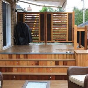 Privacy Screening For Patios by Patio Privacy Screen Backyard Pinterest