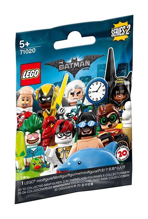 Lego 71020 Batman Cmf Series 2 Complete 20 Minifigures lego batman series 2 minifigures complete set of 20x figures 71020 bagged