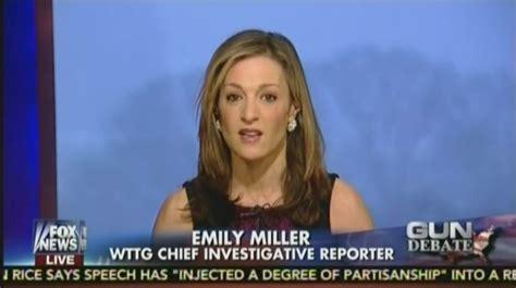 fox 5 wttg washington fox 5 dc reporter emily miller dismisses planned