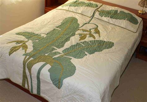 Hawaiian Quilt Bedding hawaiian quilts free shipping all hawaii bed comfort from 143 99