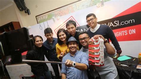 Tongsis Pontianak Tag Tongsis Indonesia Gudangnya Orang Inovatif Tribunnews