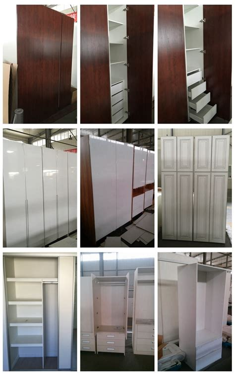 Closet Factory Cost by Economical And Practical Project Assemble Factory Price