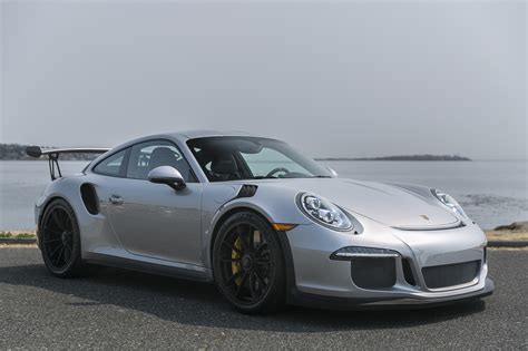 porsche gt3 rs 2016 2016 porsche gt3 rs silver arrow cars ltd bc