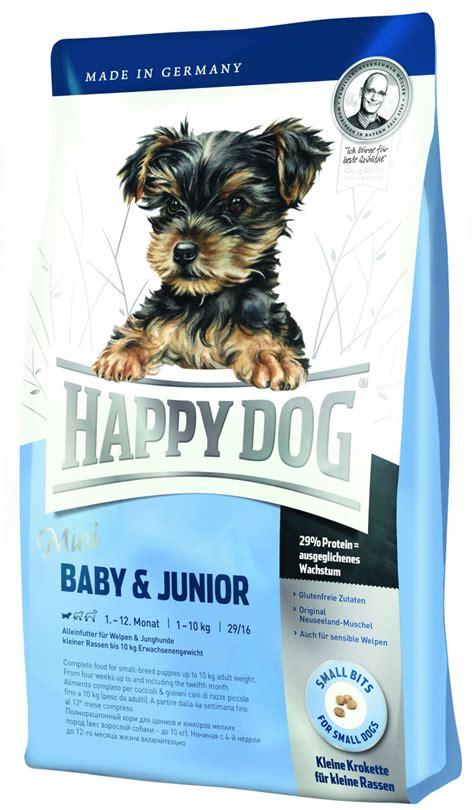 Happy Mini Baby Junior 1kg by Happy Mini Baby Junior 1kg Hundefutter