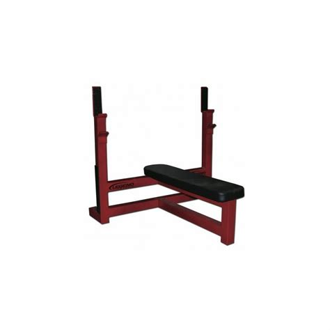 olympic bench with weights legend fitness flat olympic weight bench 3105