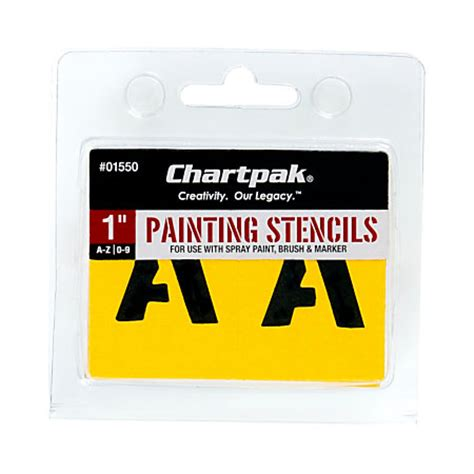home depot paint stencils chartpak pickett painting stencils numbersletters 1 by