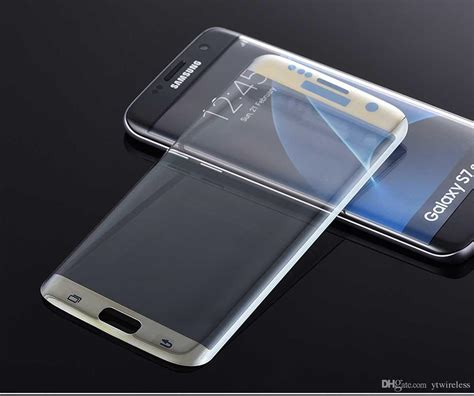 Sale Samsung S8 Edge S8edge K2 Premium Tempered Glass Warna C newest tough 9h hardness 3d curved cover tempered glass screen protector for samsung s8 s8
