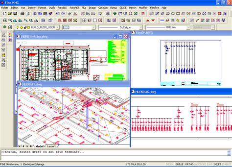 logiciel schéma fonctionnel gratuit logiciel electricit 233 bt intelliplus electricit 233 logiciel