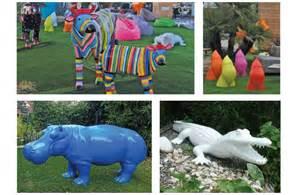 decoration de jardin animaux d 233 co jardin exterieur animaux
