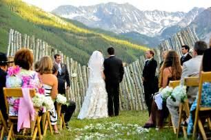 mountain wedding venues colorado