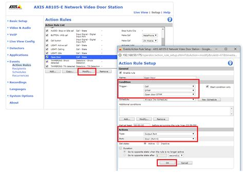 Axis Door Station Software - axis door station how to connect it to mobile