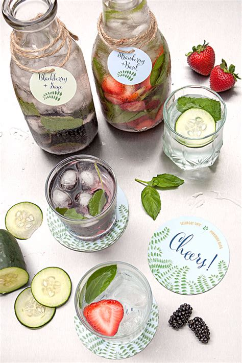 Flavored Detox Water by 32 More Delicious Detox Water Recipes Page 3 Of 7 Diy