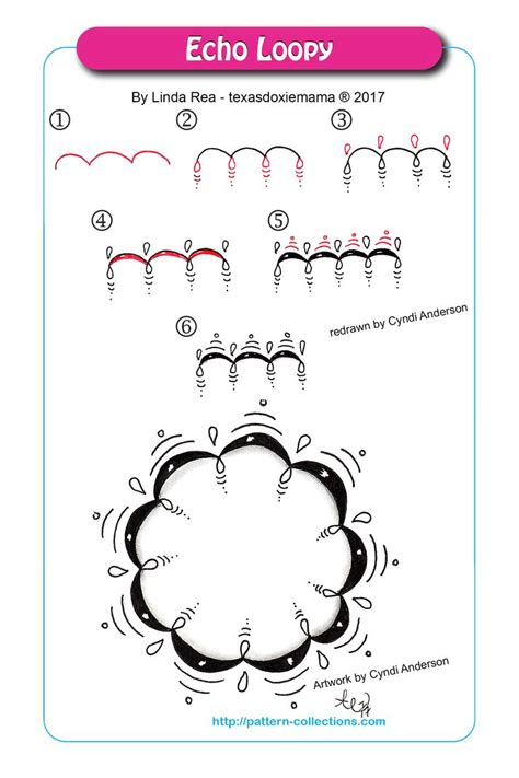 how to do echo on doodle fit best 20 zen doodle patterns ideas on