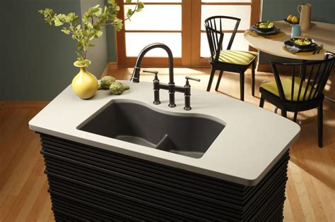 modern kitchen sinks are easy and convenient in use