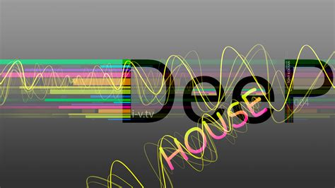 house tv music deep house music abstract eq style 2015 art deep four sound wallpapers ino vision