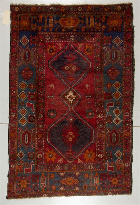 Semi Antique Persian Tribal Rug Tribal Rugs