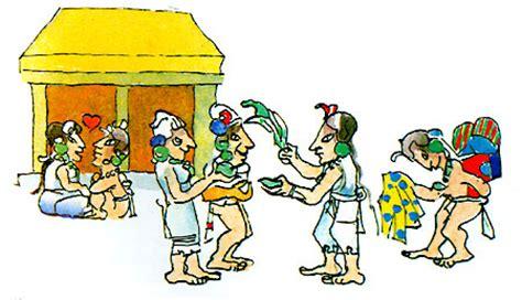 imagenes de la familia maya los mayas