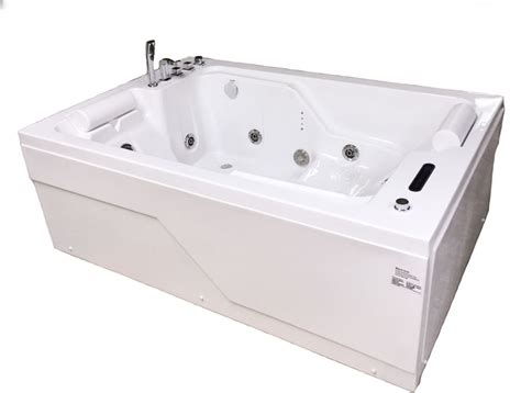 two person whirlpool bathtubs 2 person large spa whirlpool massage tub lm1812d 72 quot x48