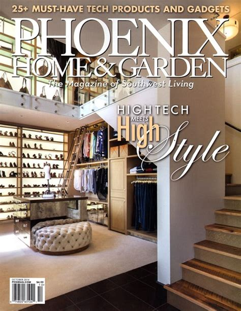 phoenix home garden magazine living  phoenix