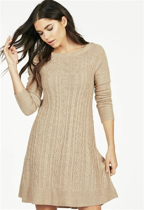 swing kleidung open shoulder swing dress kleidung in cappuccino g 252 nstig