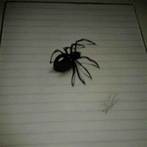 3d spider by tattoobeth on deviantart