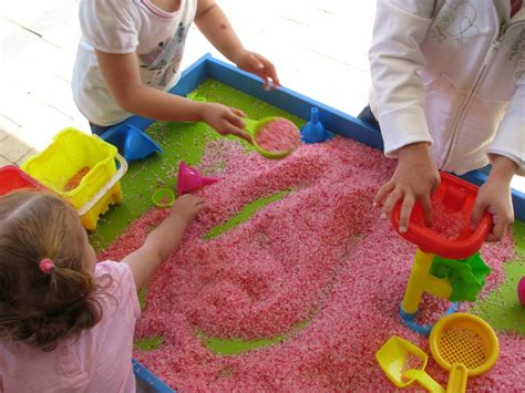 sensory table ideas for toddlers 12 months 2 years learning 4