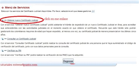 certificado de no haber sido dado de baja de la cte certificado de la policia nacional tramites en la web