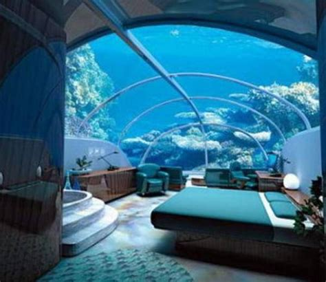 bedroom under water luxury at par underwater bedrooms