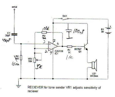 wire tracer circuit diagram build your own wire tracer