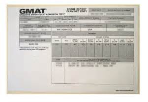 Sample Gmat Score Report Official Gmat Score