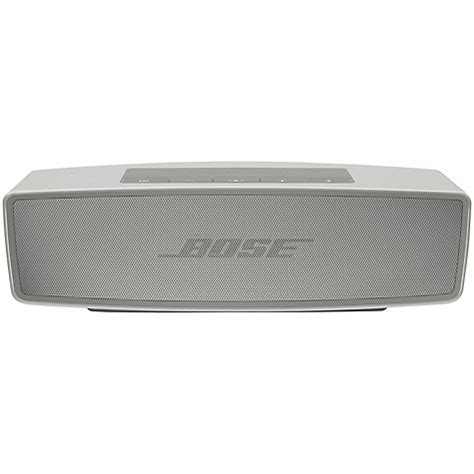 Soundlink Mini Portable Bluetooth Speaker buy bose 174 soundlink 174 mini ii bluetooth portable speaker with built in speakerphone lewis