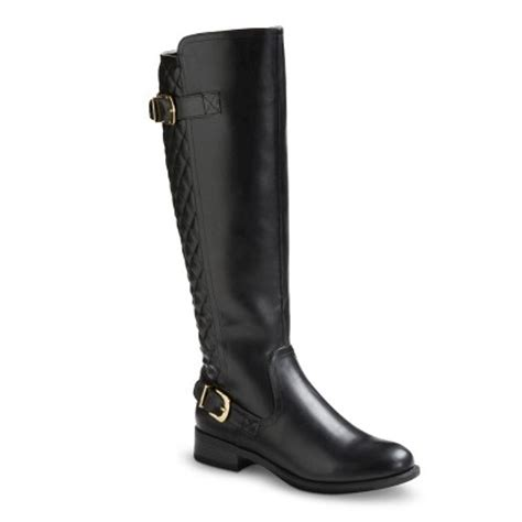 target s boots s colleen quilted boots assorted co target
