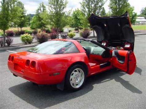 1995 corvette top speed 1995 corvette only 68k senior owned sold