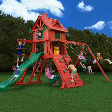 gorilla swing sets costco gorilla 174 playsets wedgewood playset do it yourself