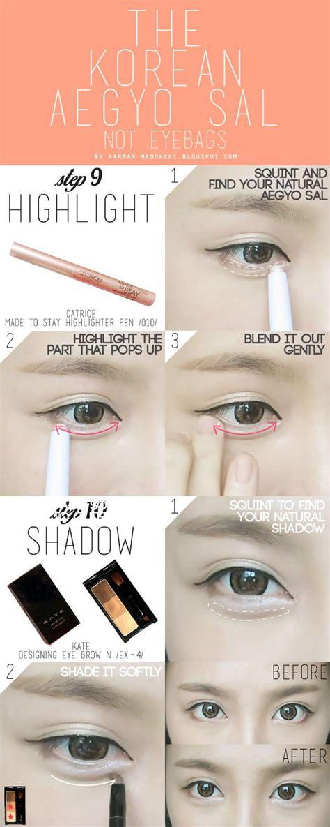 download tutorial make up ulzzang korea how to korean ulzzang uljjang make up ft aegyo sal