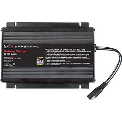 Charger 24v Automatic 5 digital mobility 24v automatic battery charger schumacher electric inc