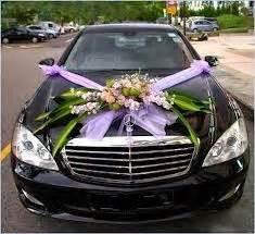 desain bunga mobil pengantin dekorasi kartini bunga hias mobil pengantin