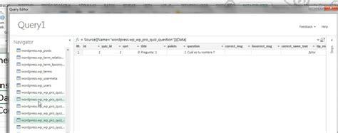 tutorial excel mysql video tutorial obtener datos de mysql en data explorer