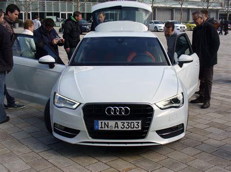 Audi A1 Sportback Gletscherwei by Warum Gerade Audi Bzw Der A3 Seite 3 Ich Finde Diesen