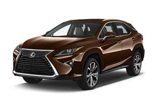 Lexus Rx 530 2016 Lexus Rx350 Reviews And Rating Motor Trend