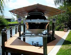 Boat Awnings Boat Lift Canopies Covers And Repairs In Palm Beach